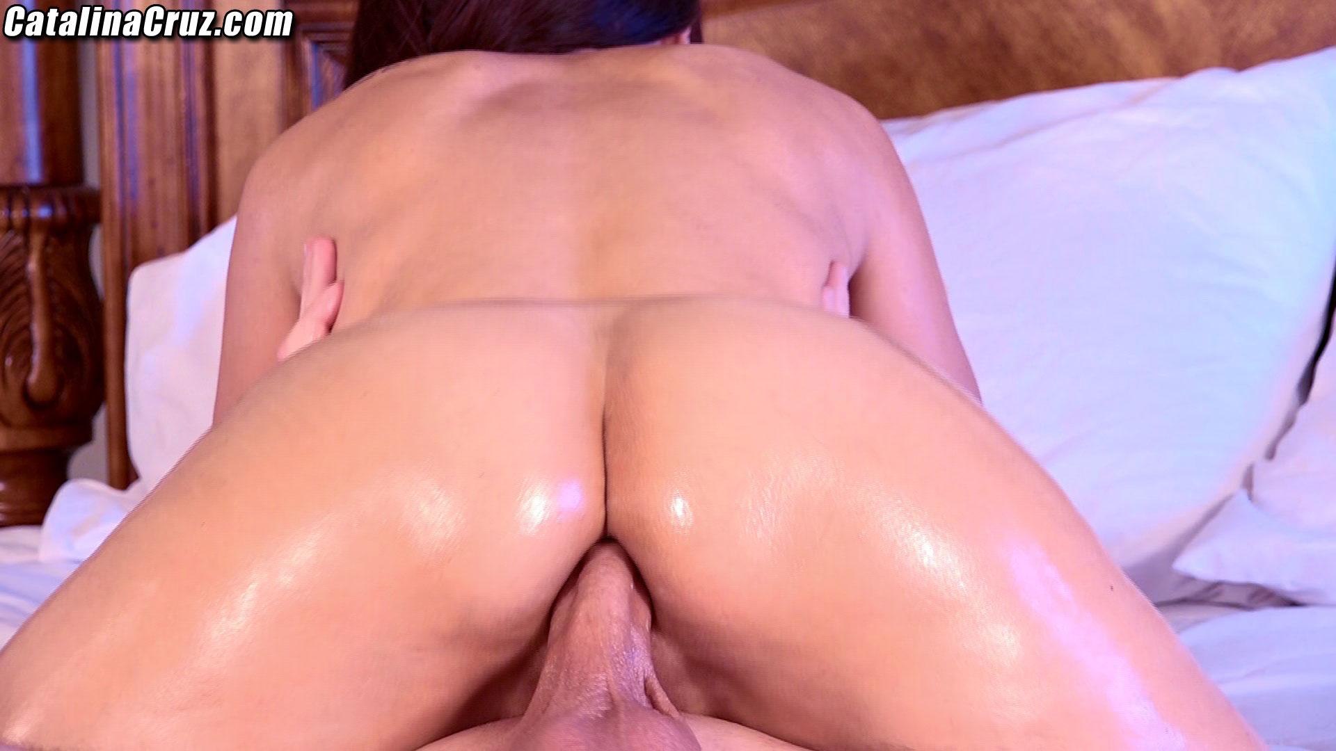 Catalina cruz anal sex