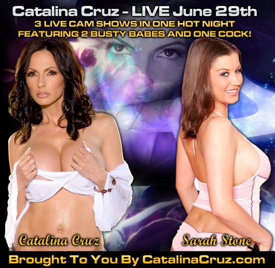 Catalina Cruz live webcam