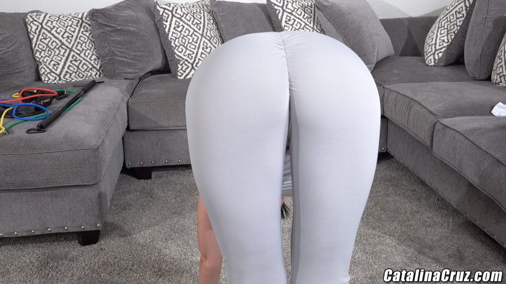 Catalina Cruz yoga pants
