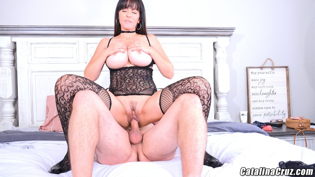 Catalina Cruz bodystockings fucking