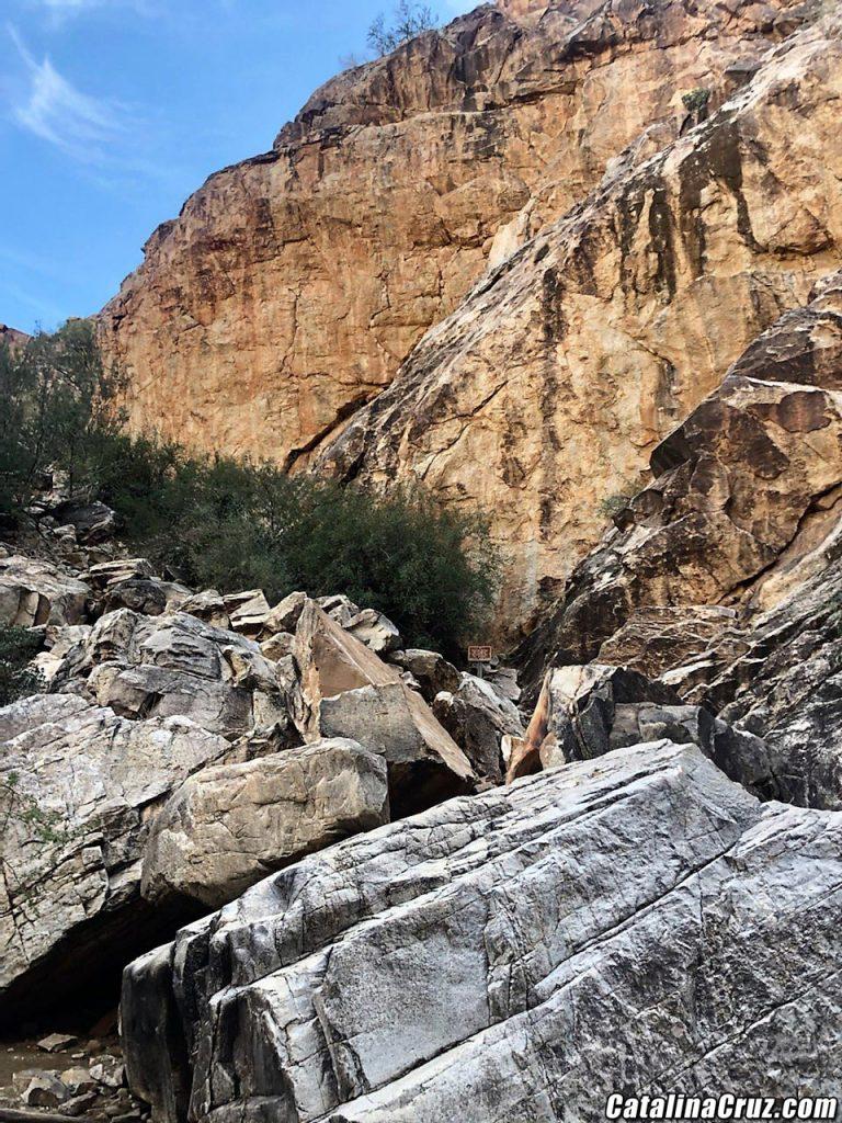 Catalina Cruz mountains