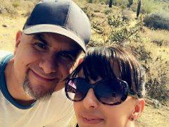 Catalina Cruz and Brandon Michaels