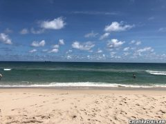 Catalina Cruz Florida beach