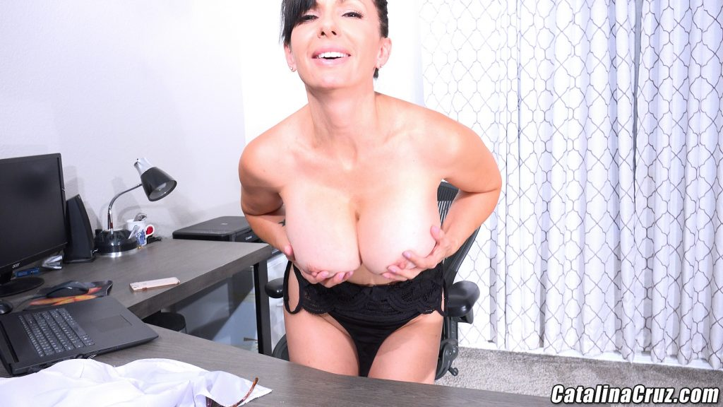 Catalina Cruz big tits