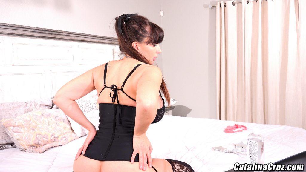 Catalina Cruz corset
