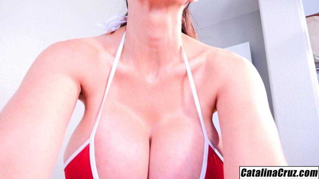 Catalina Cruz pov big boobs