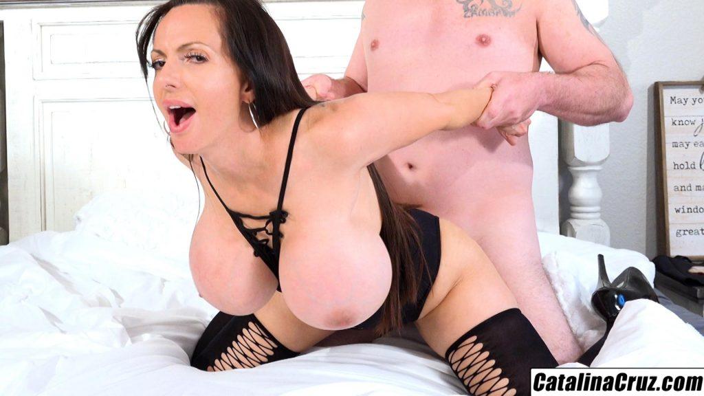 Naked big tits swinging yo music Catalina Cruz Tantalizing Titties Video Released Today 4k